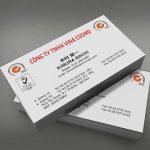 in namecard danh thiếp card visit giá rẻ tại tp hcm