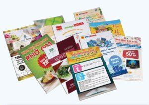 công ty in tờ rơi quảng cáo giá rẻ tại TPHCM, in tờ gấp, flyer, tờ bướm